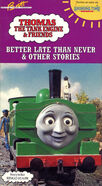 BetterLatethanNeverandOtherStories1994VHScover