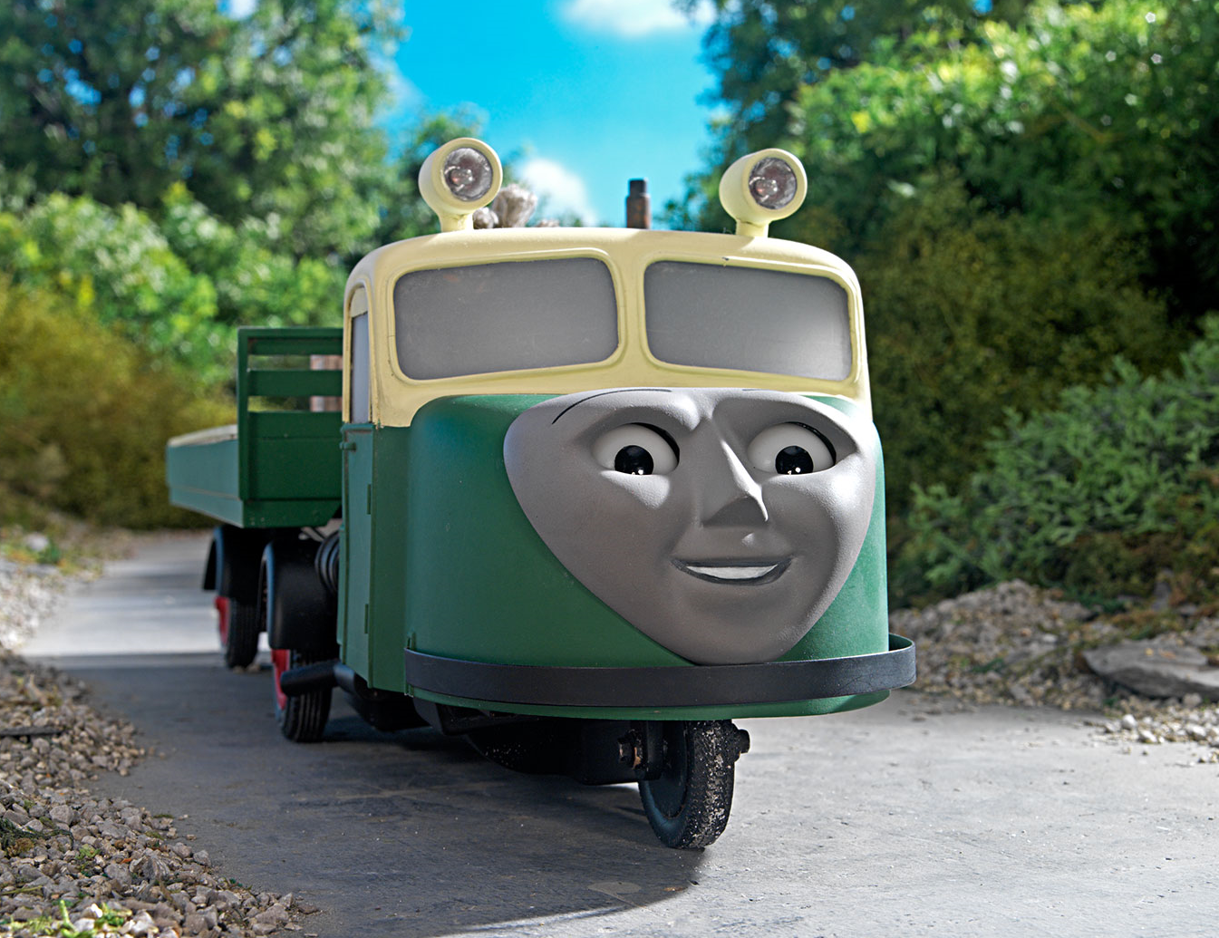 Image Washbehindyourbuffers72 Png Thomas The Tank