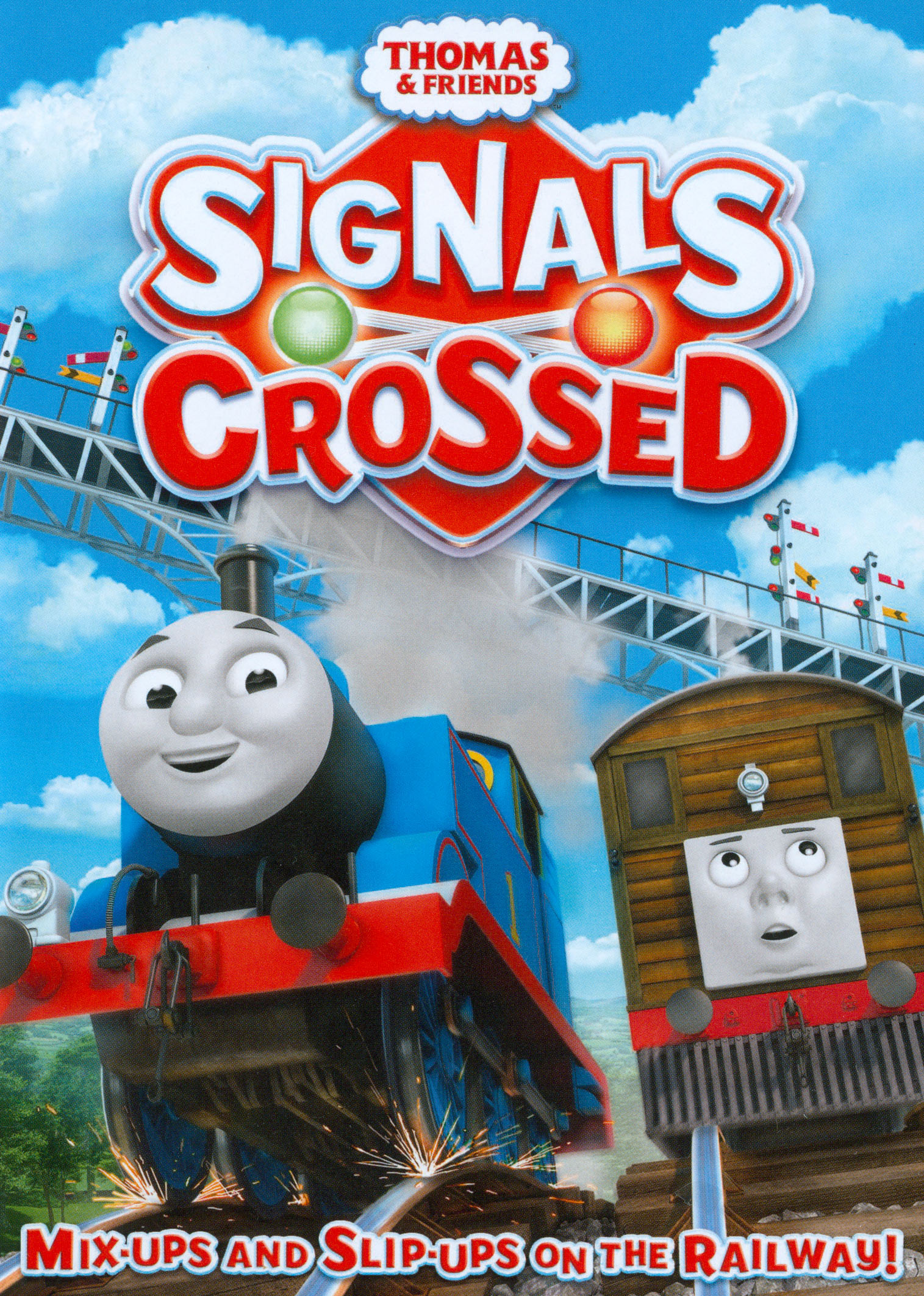 signals crossed dvd thomas the tank engine wikia