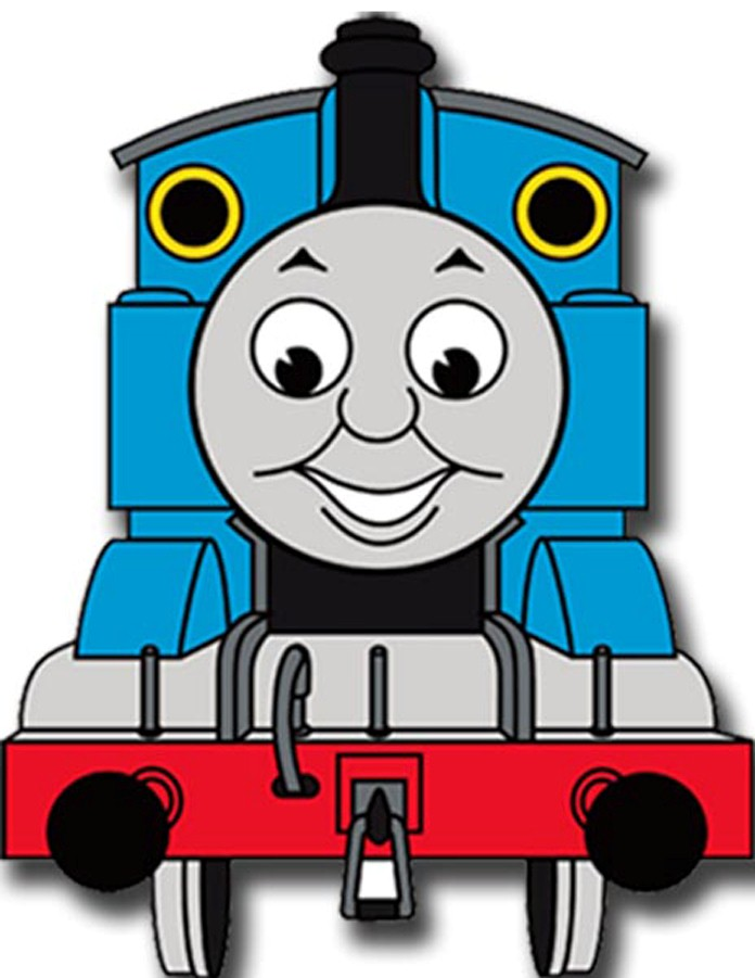 Image thomas the for Thomas the tank engine face template