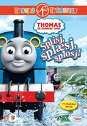 Splish,Splash,Splosh!NorwegianDVD