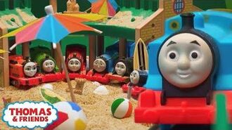 Thomas & Friends™ Steam Team Beach Party Brand New! Stories and Stunts