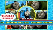 Engine Roll Call (HD) - Extended Version Series 19-20