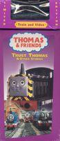 TrustThomasandOtherStories2003VHSwithWoodenRailwayMavis