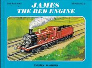 JamesTheRedEngineDifferentCover