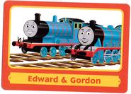 ThomasTradingCardsEdward&Gordon