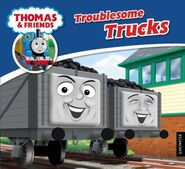 TroublesomeTrucks2011StoryLibrarybook