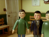 Minor Human Characters in the Railway Series