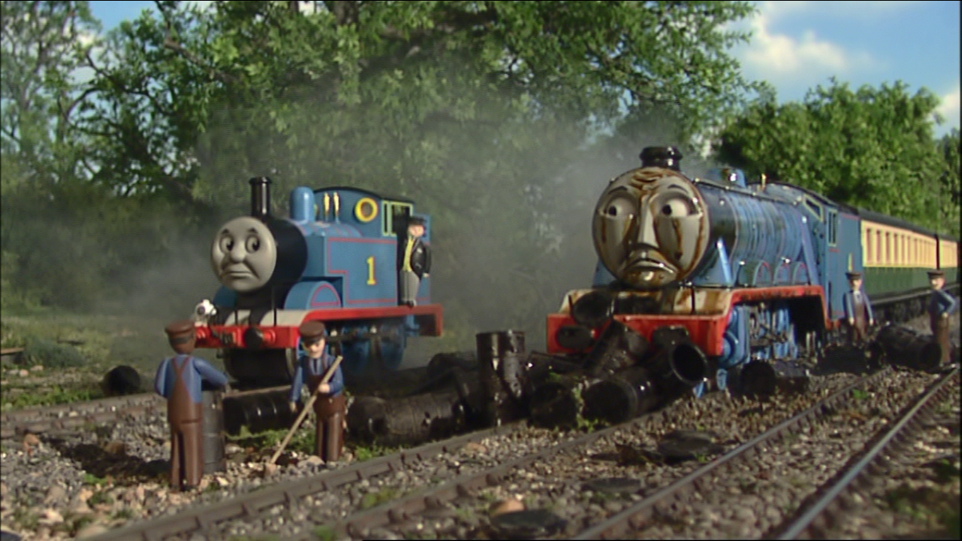 Image Percy Sbigmistake56 Png Thomas The Tank Engine