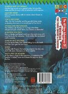 Spooks and Surprises Australian VHS Back Cover and Spine 2