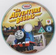 TheAdventureBegins(UKDVD)disc