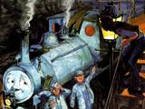 Minor Locomotive Characters
