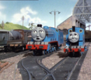 Thomas and Gordon