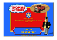 TroubleOnTheTracksCertificateJuniorCoalSorter