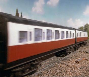 Red Express Coaches Thomas The Tank Engine Wikia Fandom Powered