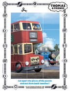 Free the Roads Puzzle