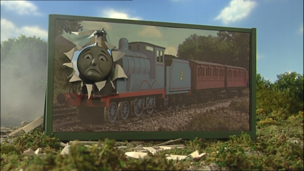 Tank Engine Wikia >> James the Second Best | Thomas the Tank Engine Wikia | FANDOM powered by Wikia