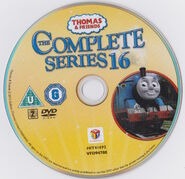 TheCompleteSixteenthSeriesDVDdisc