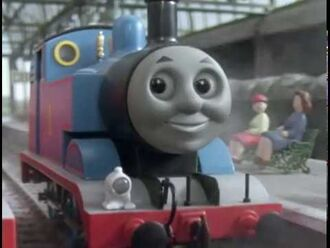 The Story of Thomas & the Jet Engine