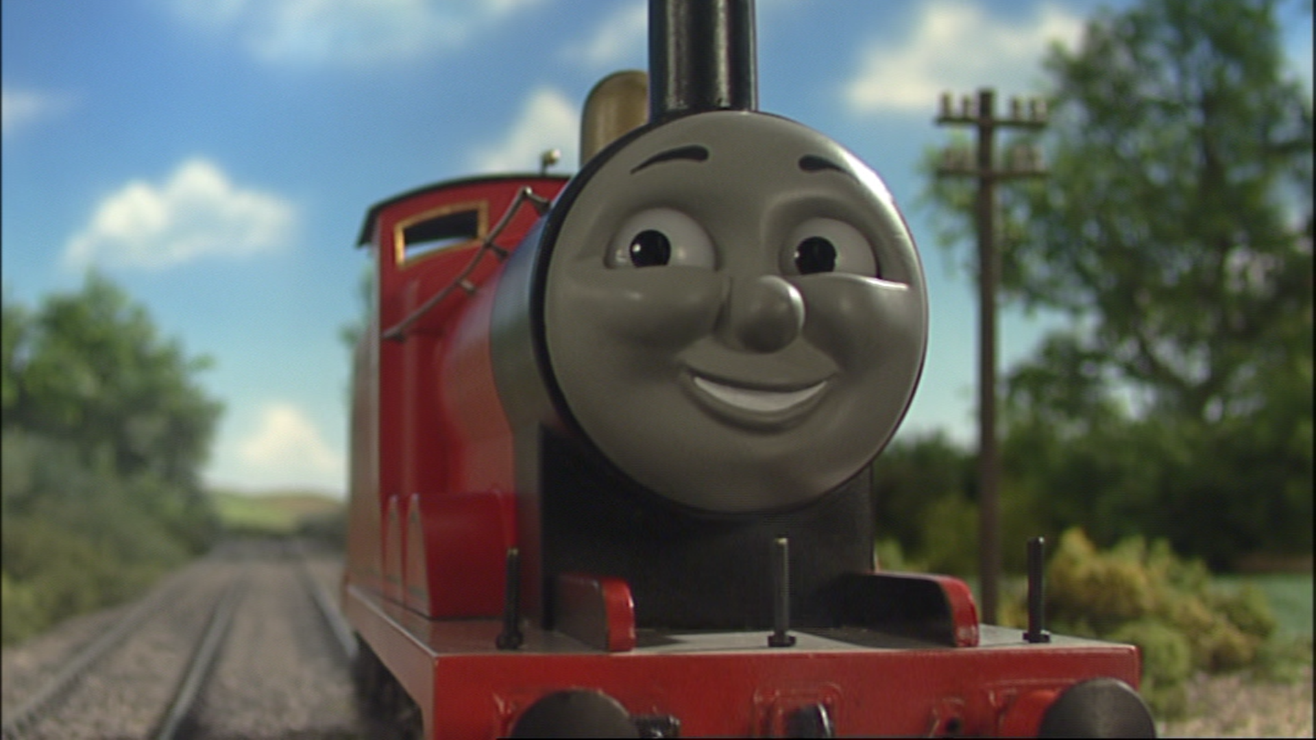 Image Thomastrieshisbest20 Png Thomas The Tank Engine