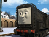 Diesel's Ghostly Christmas