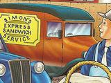 Simon's Express Sandwich Service