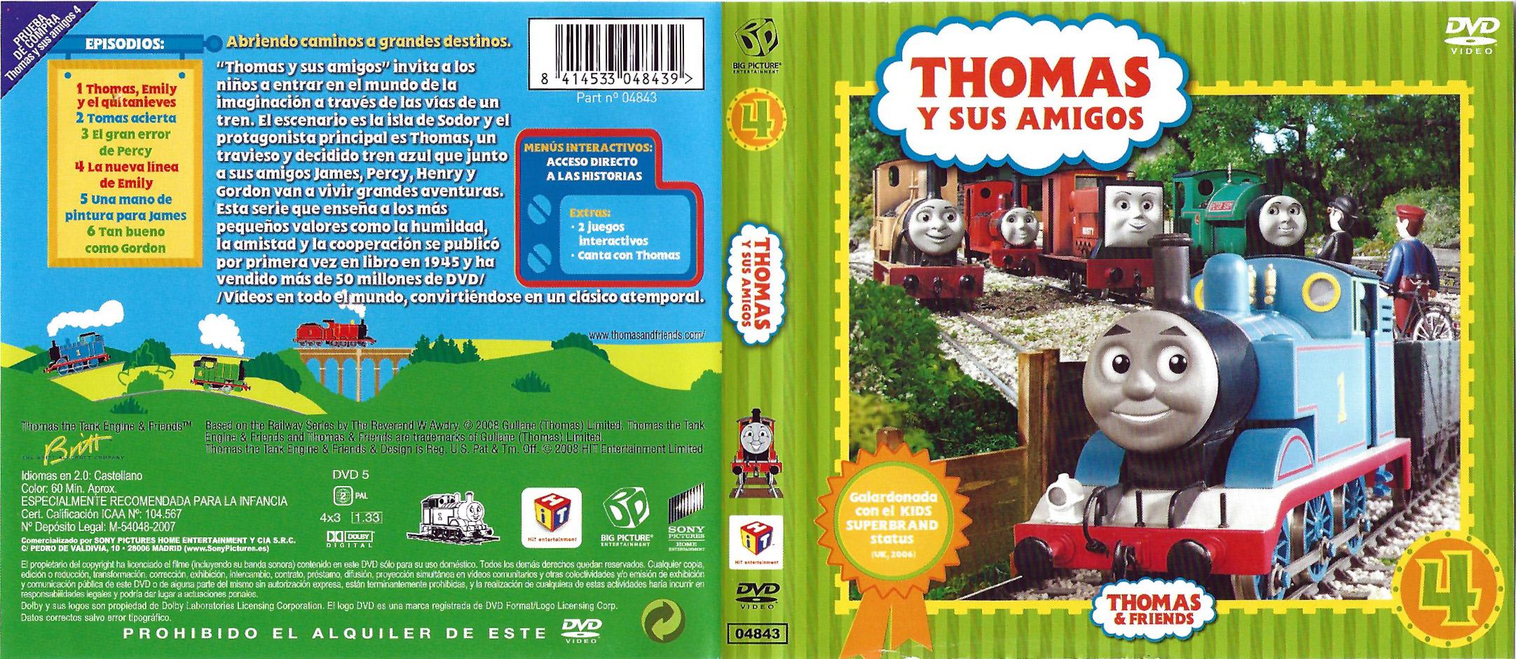 File:ThomasandFriendsVolume4(SpanishDVD).png