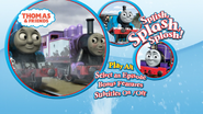 Splish,Splash,Splosh!DVDmenu