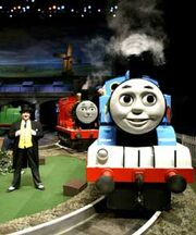 Thomas and Friends  The All Aboard Live Tour  Thomas the Tank