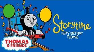 Thomas & Friends™ Happy Birthday Thomas Storytime NEW Thomas & Friends Storytime Podcast