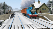 ThomasAndTheSnowmanParty41