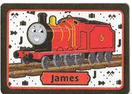 JamesFoilTradingCard
