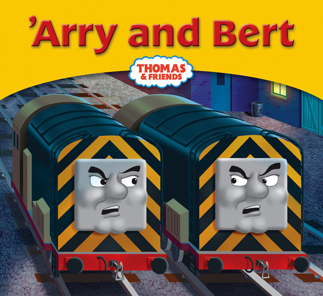 Arry And Bert Story Library Book Thomas The Tank