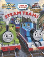 SteamTeam!Cover