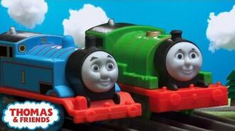 Thomas & Friends™ Percy Braves the Bridge Brand New! Stories and Stunts