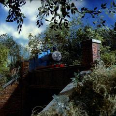 注:ジェームスの顔パーツをつけたエドワード