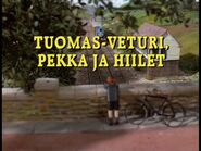 Thomas,PercyandtheCoalFinnishTitleCard