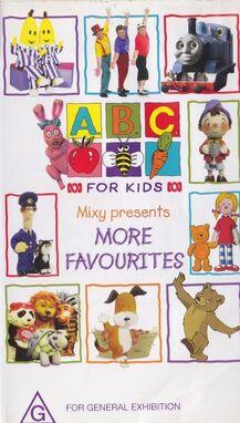 ABCForKidsMixyPresentsMoreFavourites