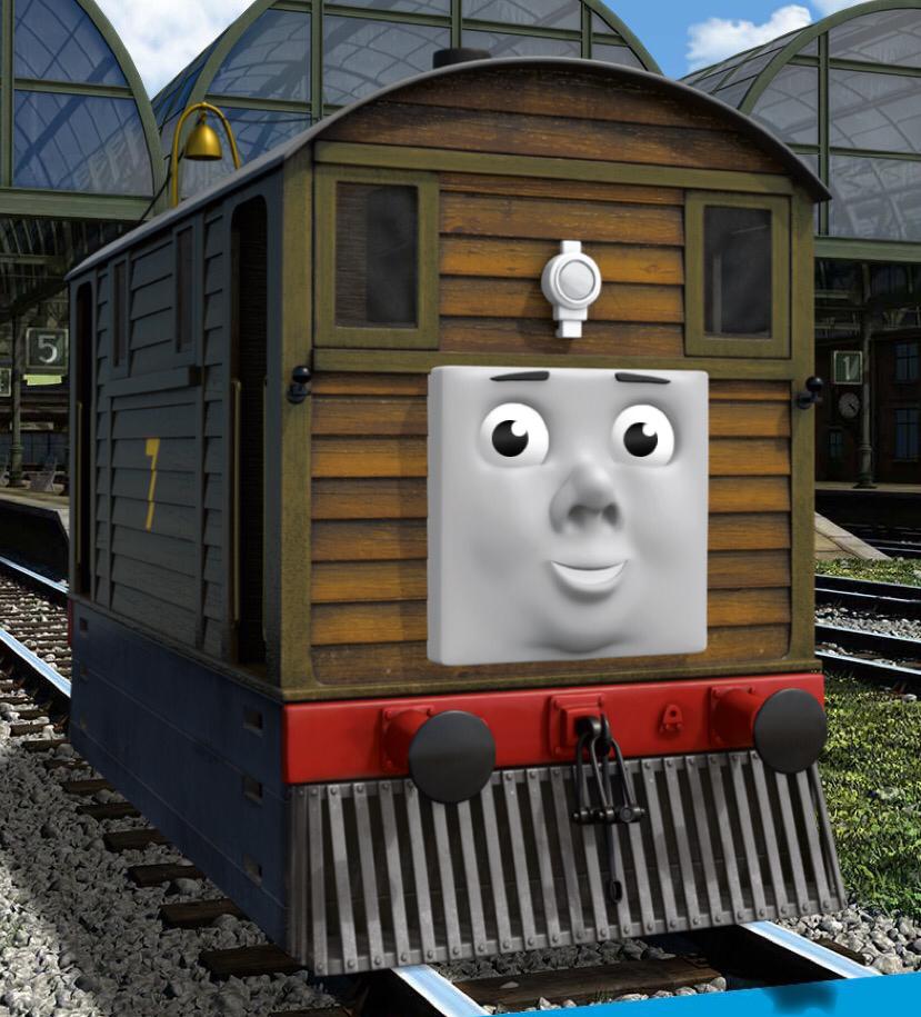 Toby | Thomas the Tank Engine Wikia | FANDOM powered by Wikia
