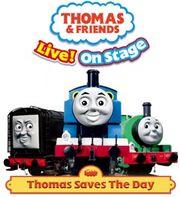 ThomasSavestheDay(LiveShow)Logo