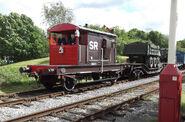 SouthernRailway25TonPillboxBrakeVan