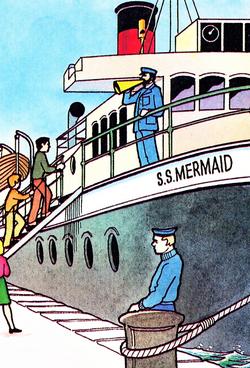 S.S.Mermaid