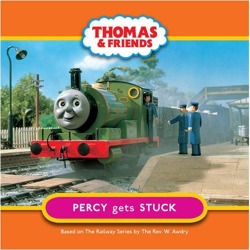 Percy Gets Stuck