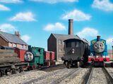 Thomas and the Big Bang (magazine story)