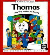 Thomasandthe BirthdayPartyMiniBookCover