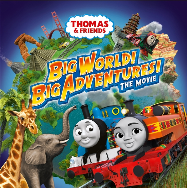 Big World! Big Adventures! | Thomas the Tank Engine Wikia | FANDOM