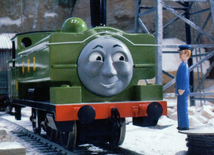 ERTL THOMAS THE TANK ENGINE AND FRIENDS - Duck No8 GWR Pannier ...