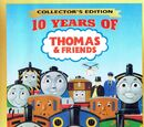10 Years of Thomas the Tank Engine & Friends