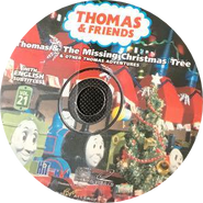 ThomasandtheMissingChristmasTreeandOtherThomasAdventuresDisc