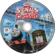 SignalsCrossed(DVD)disc